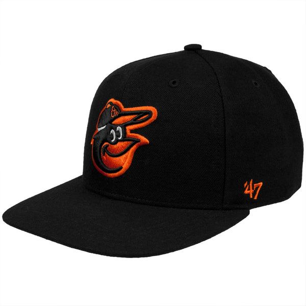 Baltimore Orioles - Sure Shot Captain Snapback Cap