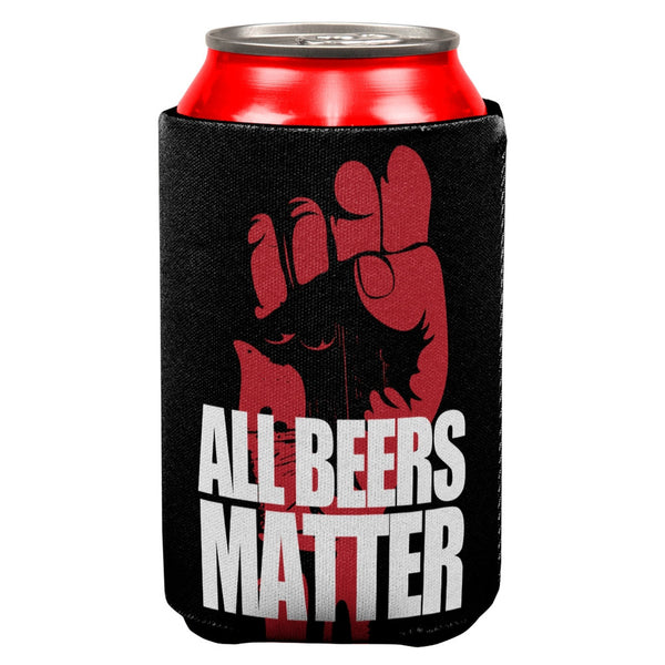 All Beers Matter Funny All Over Can Cooler