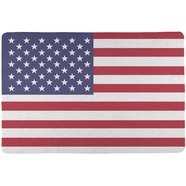 4th of July American Flag All Over Placemat