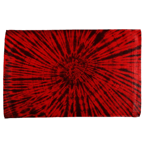 Metal Head Tie Dye All Over Sport Towel