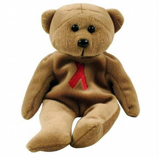 AIDS Awareness - Plush Bear Toy