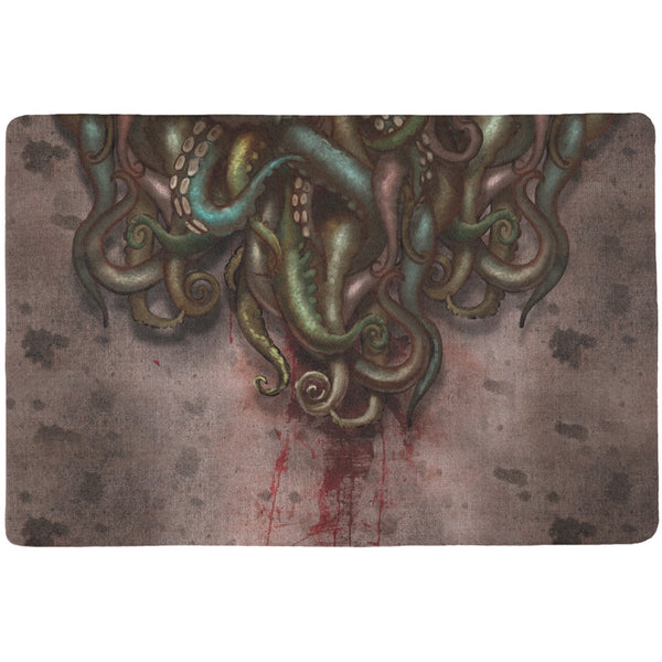 Cthulhu Greater God Tentacles All Over Placemat