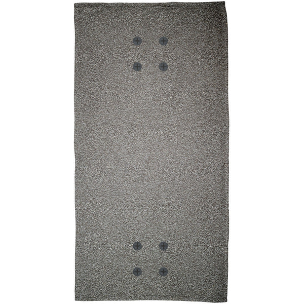 Skateboard Griptape All Over Plush Beach Towel