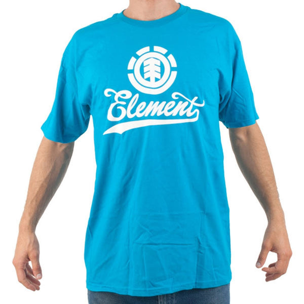 Element - Stacks Turquoise T-Shirt