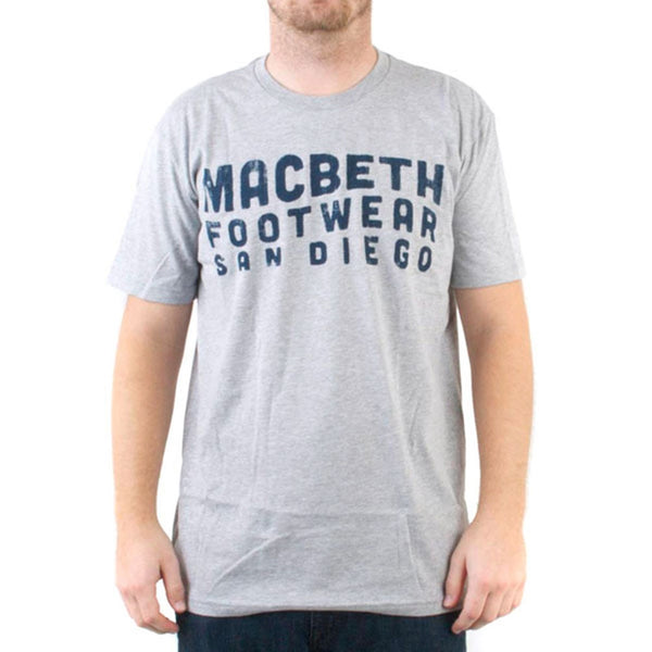 Macbeth - Harbour Grey Adult T-Shirt