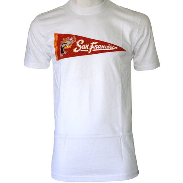 DC Shoes - San Francisco White Adult T-Shirt