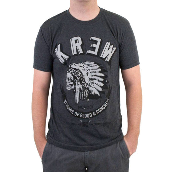 Kr3w - Black Feather Heather T-Shirt