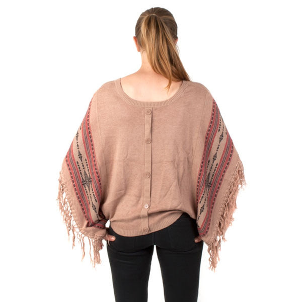 Billabong - Hermosa Juniors Poncho Sweater