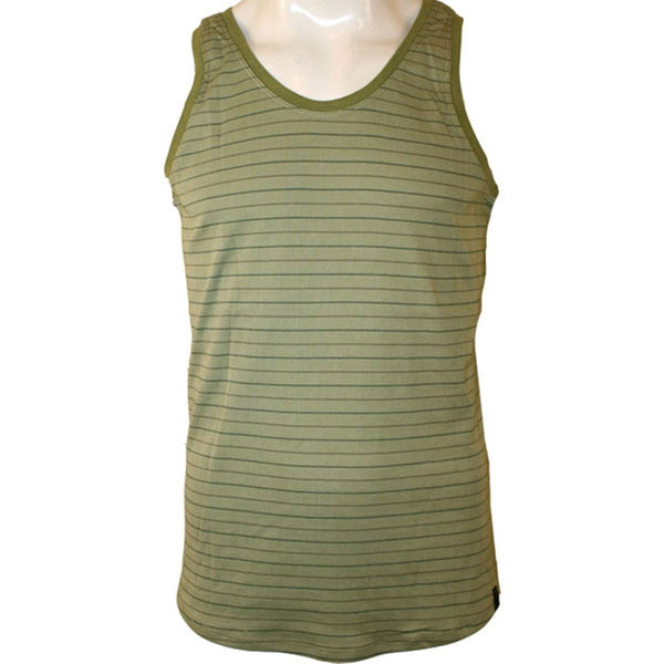 Ambiguous - Rampart Green Adult Tank Top