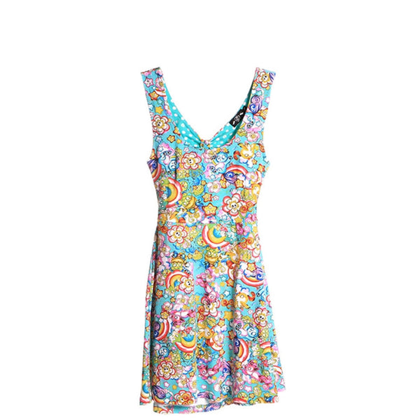 Iron Fist - Over The Rainbow Juniors Dress
