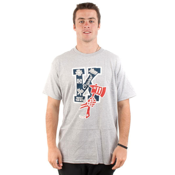 Kr3w - Letterman Athletic T-Shirt