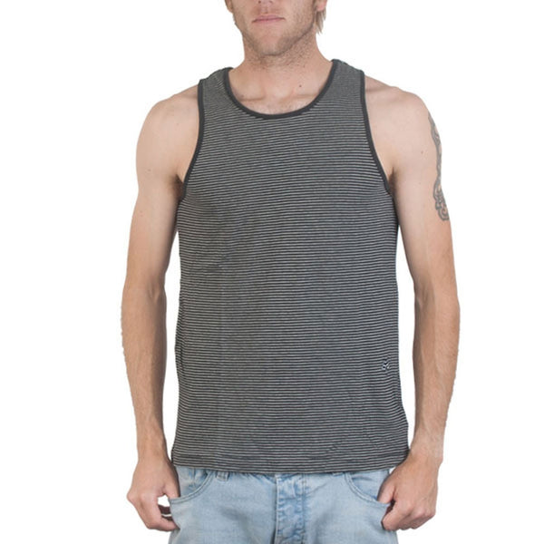 Fox - Haven Black Adult Tank Top