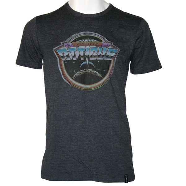 Atticus - Space Truckin' Black Heather T-Shirt