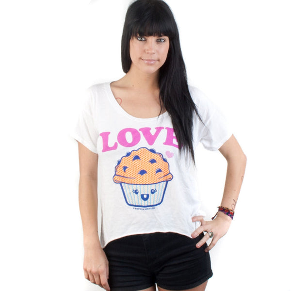 David & Goliath - Love Muffin Juniors T-Shirt