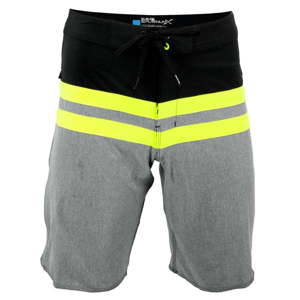 Billabong - Mute 20 Black & Lime Board Shorts