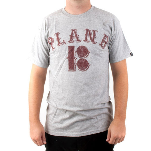 Plan B - Stitches Heather Grey T-Shirt
