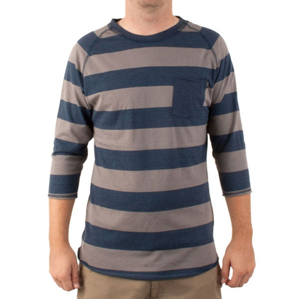 Ambiguous - Sonnen Stripe Adult 3/4 Sleeve T-Shirt