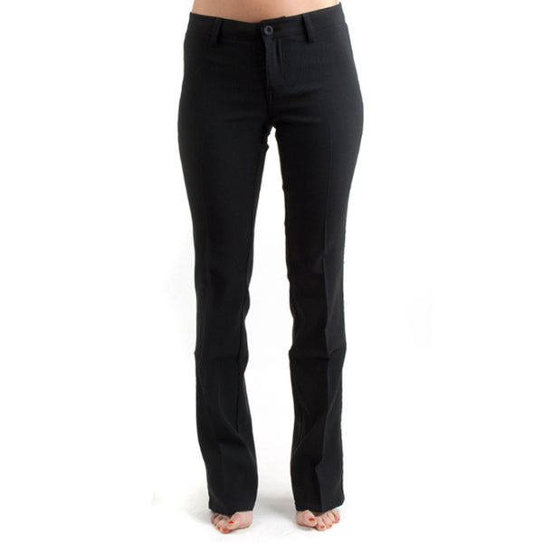 Dickies Girl - Executive Mid Rise Straight Leg Work Pant