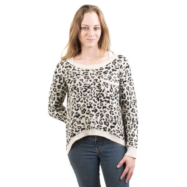 Billabong - Liv For Luv Cheetah Juniors Sweater