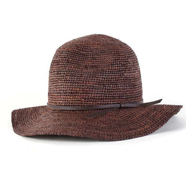 Brixton - Marlowe Brown Women's Straw Hat