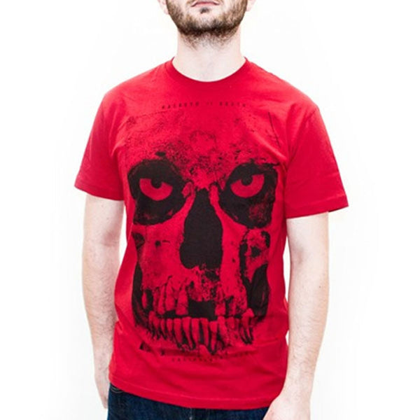 Macbeth - Devil Red Adult T-Shirt