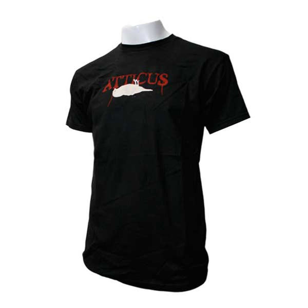 Atticus - Dead Bird 2 Black T-Shirt