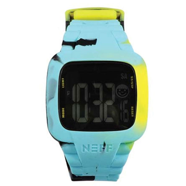 Neff - Steve Tennis Camo Adjustable Watch
