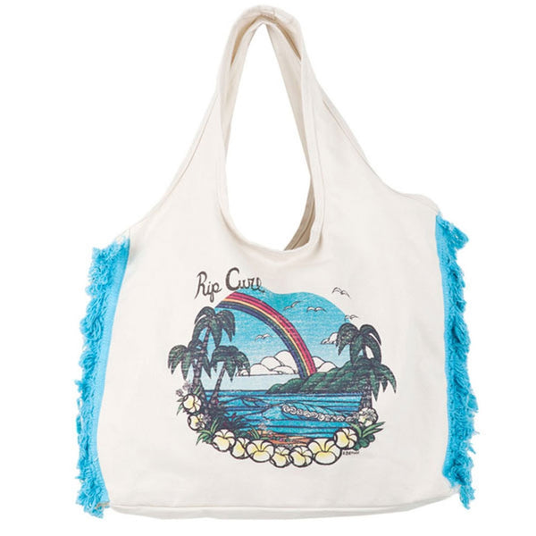 Rip Curl - Over The Rainbow Beach Tote Bag