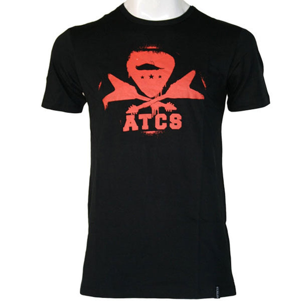 Atticus - Core Slim Black T-Shirt