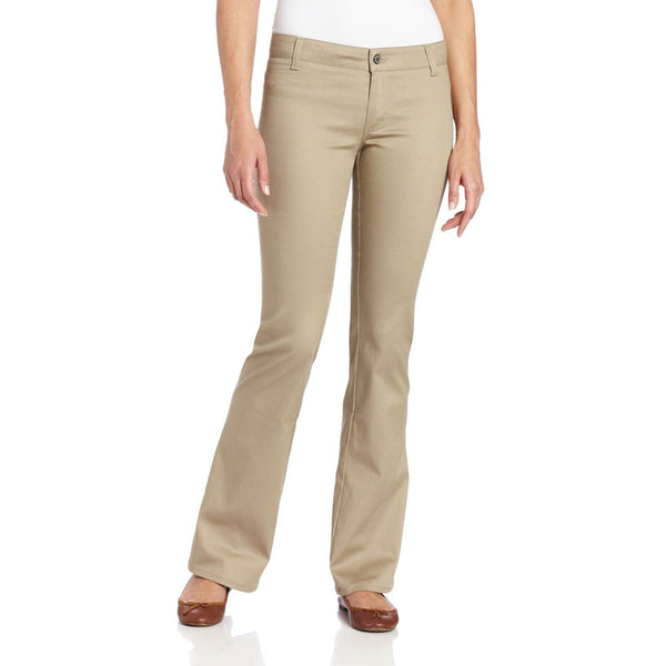 Dickies Girl - The Worker Mid Rise Boot Cut Pant