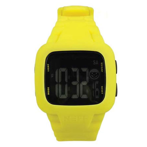 Neff - Steve Yellow Adjustable Watch