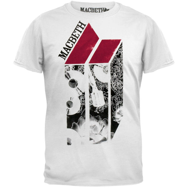 Macbeth - Mic Check T-Shirt