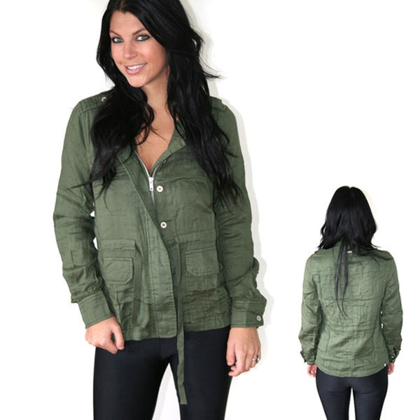 Insight - Treacherous Women's Jacket