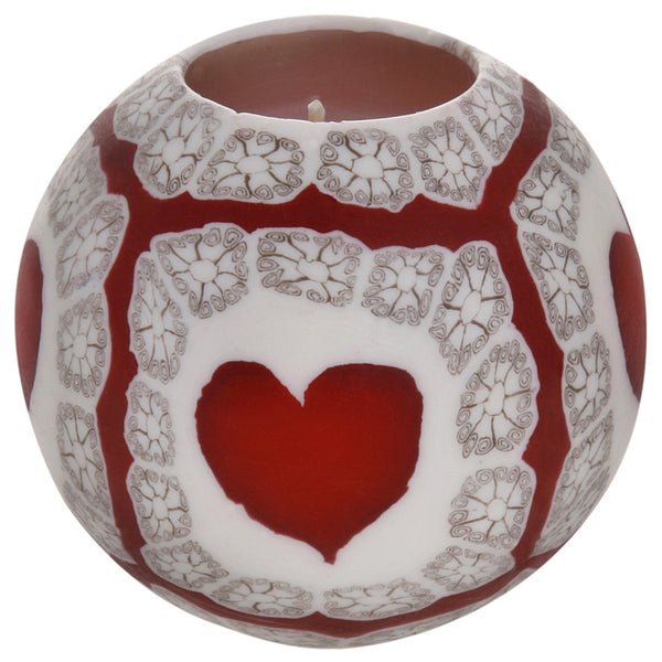 Heartglo Candle 3""
