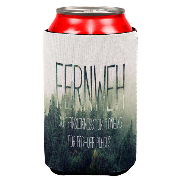 Fernweh Farsickness Definition All Over Can Cooler