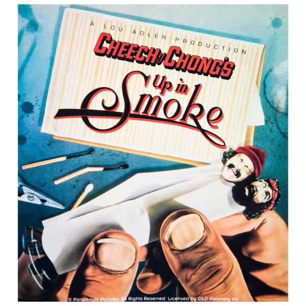 Cheech & Chong - Up In Smoke Sticker
