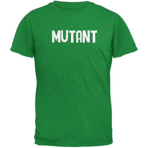 Mutant Irish Green Adult T-Shirt