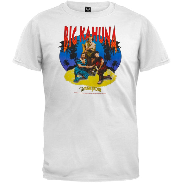 Three Stooges - Big Kahuna - T-Shirt
