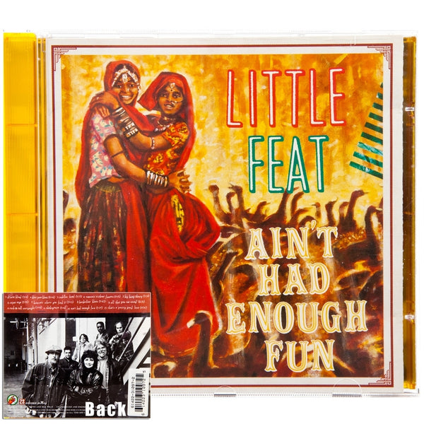 Little Feat - Ain't Had Enough Fun CD