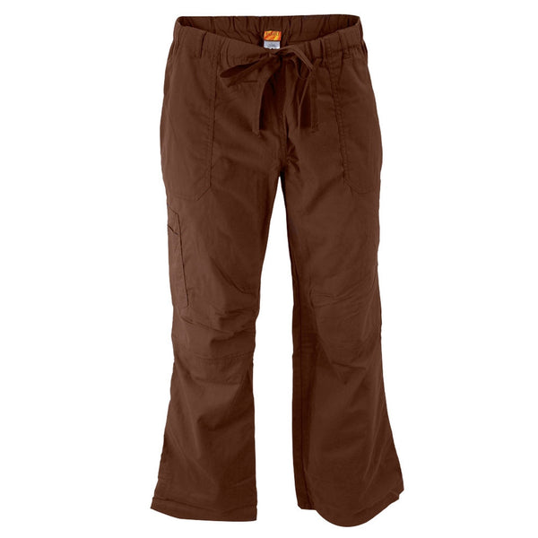 Chocolate Brown Scrub Bottoms