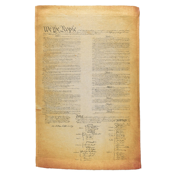 Constitution United States America All Over Hand Towel