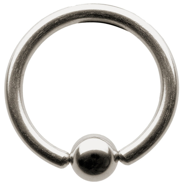 10G 5/8 Surgical Captive Ring