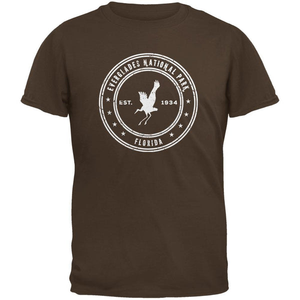 Everglades National Park Brown Youth T-Shirt