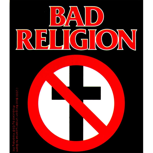 Bad Religion - Logo - Decal