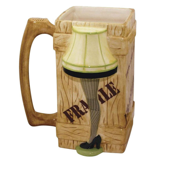 A Christmas Story - Leg Lamp Molded 40 oz. Ceramic Mug