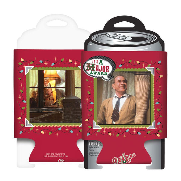 A Christmas Story - Leg Lamp Scenes Can Coooler