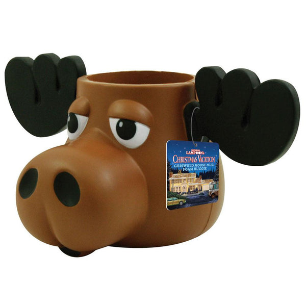 Christmas Vacation - Griswold Moose Molded Can Cooler