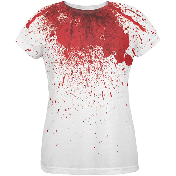 Halloween Decapitation All Over Womens T-Shirt