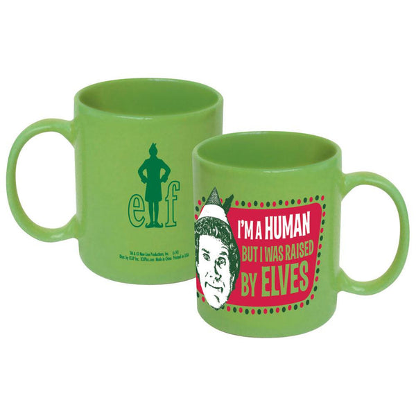 Elf - I'm a Human Coffee Mug