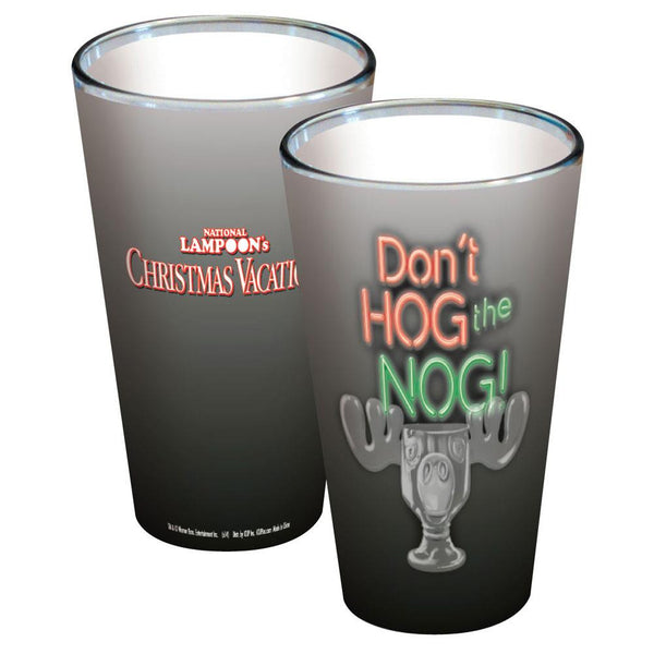 Christmas Vacation - Don?��??��??��t Hog The Nog Pint Glass